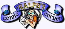 Ralph&#039;s Comic Corner
